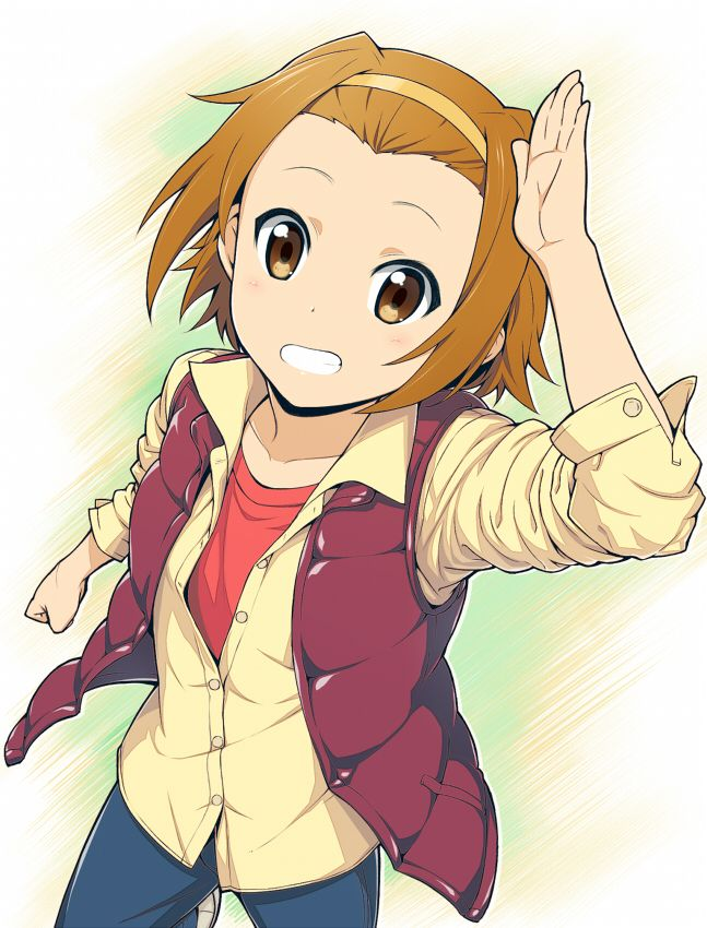 Tags: Anime, K-ON!, Tainaka Ritsu, Komase (jkp423)