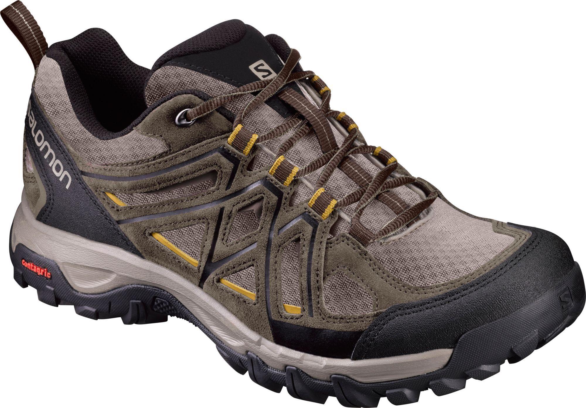 Salomon Men's Evasion 2 Aero Hiking Shoes, Size: 11.0, Honey