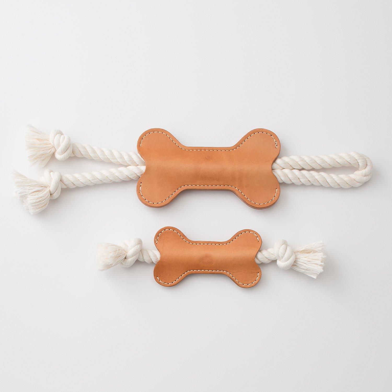 Leather Rope Dog Toy Best Dog Toys Dog Hacks Dog Supplies