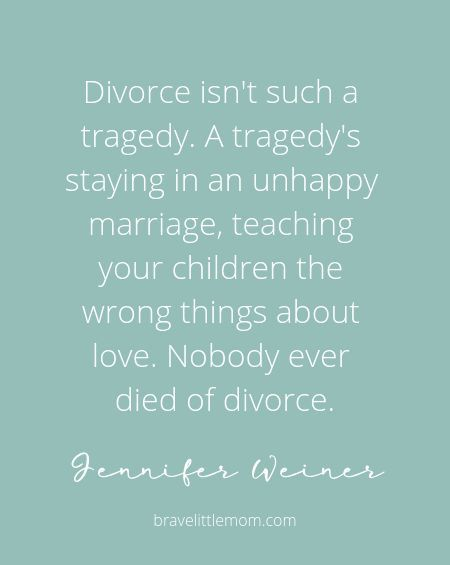 Feel inspired and empowered by my favorite divorce quotes. These inspirational quotes about divorce helped get me through the worst days. #divorce