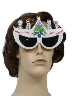 Say No To Ugly Christmas Sweaters and Yes To Ugly Christmas Eyeglasses  