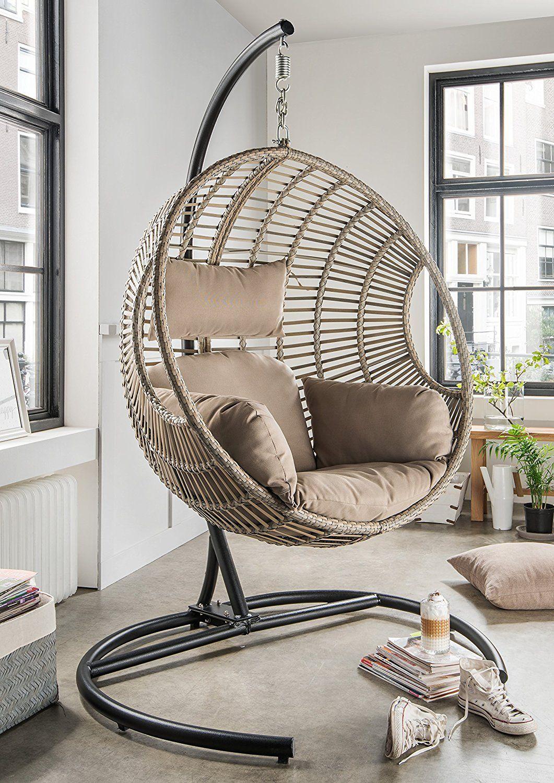 Pin von Raumideen auf Möbel / Furniture  Sessel, Stuhl schaukel