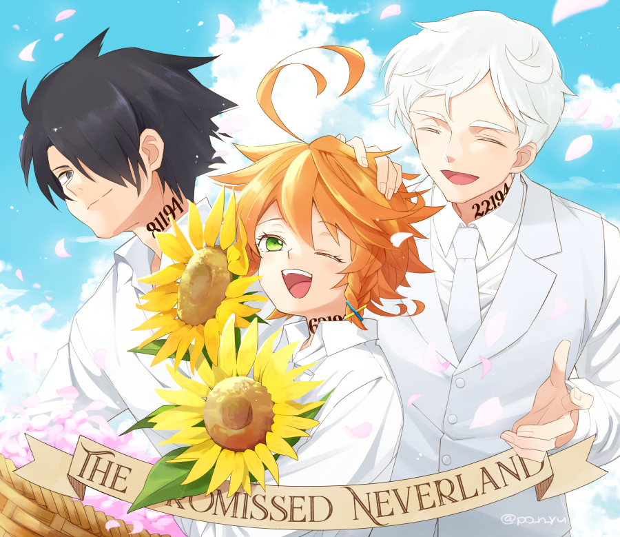 Twitter Neverland art, Anime, Neverland