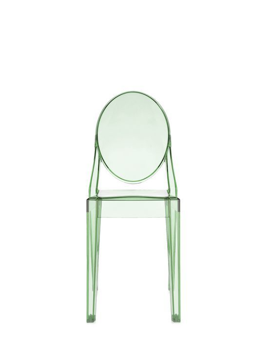 Merveilleux Philippe Starck Victoria Ghost Chair In Transparent Green | $370