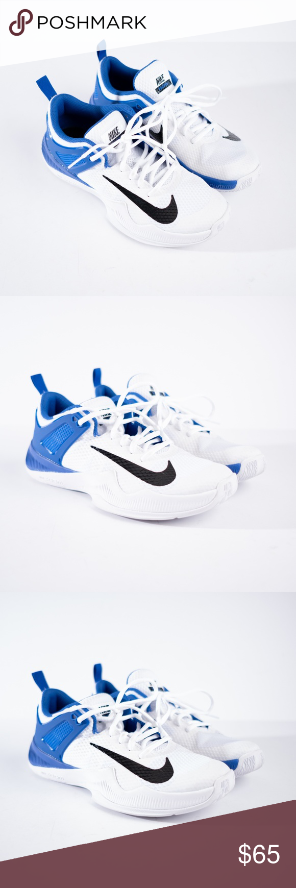 Nike Air Zoom Hyperace Women S Volleyball Shoes 9 Volleyball Shoes Nike Air Zoom Nike