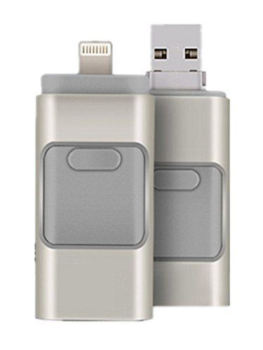 Introducing Taipove 8gb 16gb 32gb 64gb 128gb Iphone65 Usb Flash Drive With Double Plug Usb And Iphone Interface For Iphone Ipad With Lightning Co Usb Flash Drive