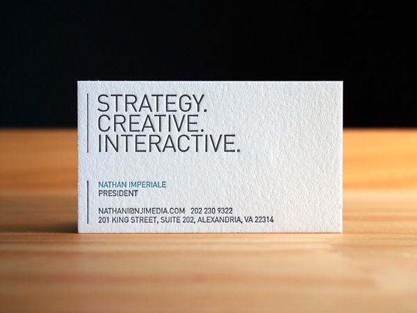 Business card with slogan business card business card with slogan colourmoves
