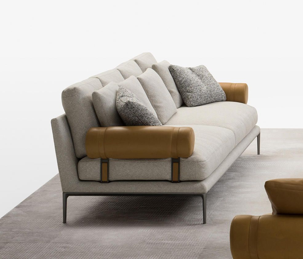 B Amp B Atoll Designer Sofas From B Amp B Italia All Information