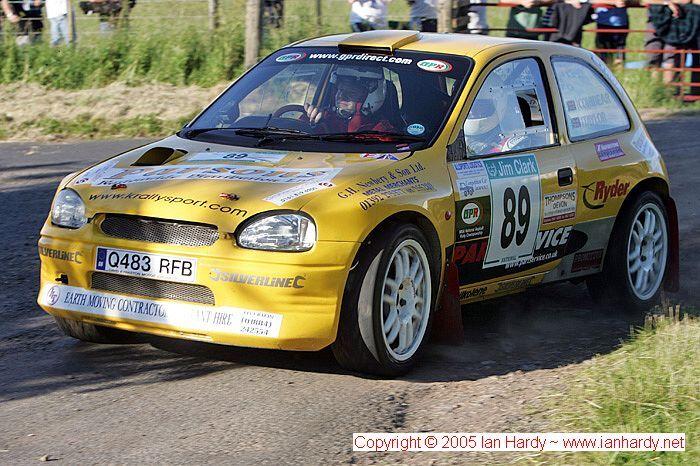 Vauxhall Corsa Mk1 Rally Car Rally Autos