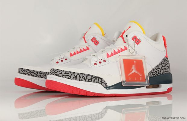 brand new f702e 75bb5 A Closer Look at the Very Rare Solefly x Air Jordan III