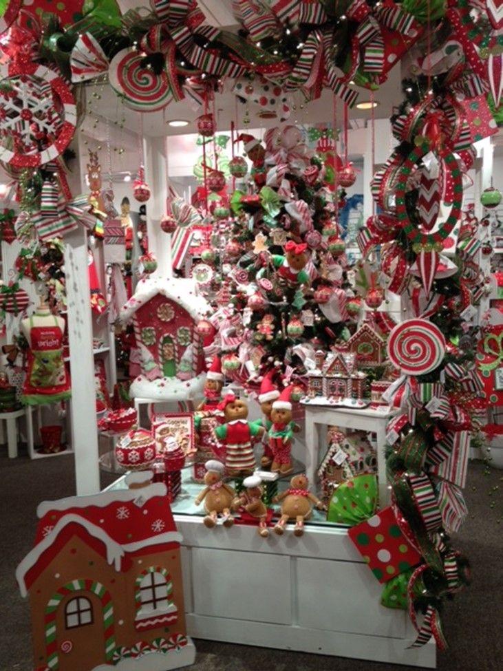 christmas display from our dallas showroom at the dallas market center winter 2014 burtonandburton christmas