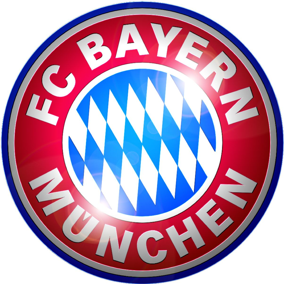 fc bayern m nchen logo 3d logos y marcas pinterest. Black Bedroom Furniture Sets. Home Design Ideas