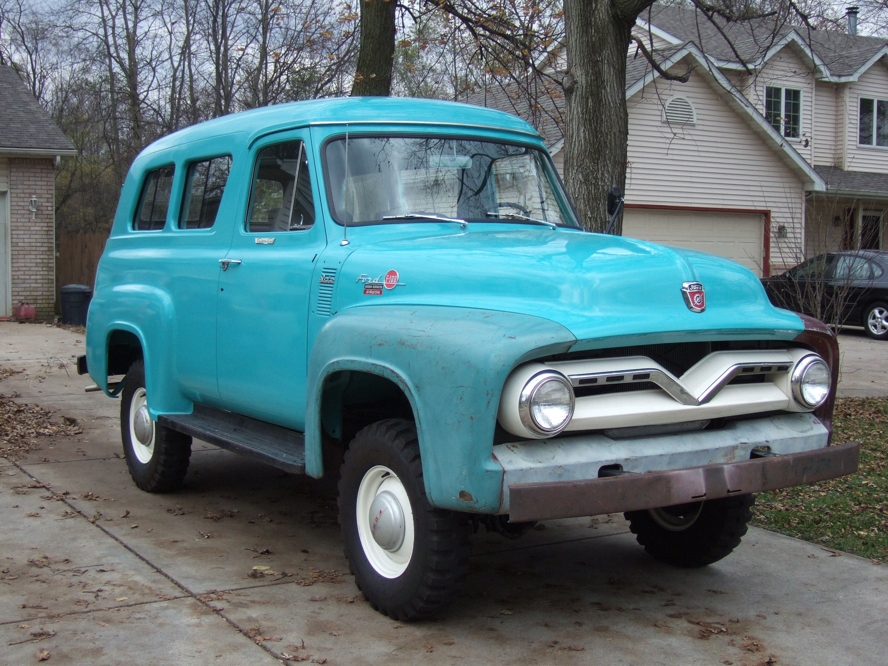 Images about trucks amp cars on pinterest ford trucks and ford trucks - Marmon Herrington 4x4 Ford Old Trucksrear