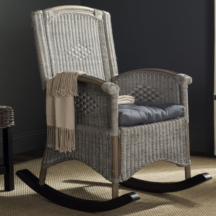 Salters Rocking Chair With Cushion Rocking Chair Rattan Rocking Chair Chair