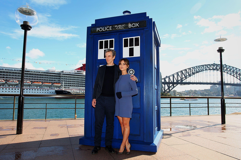 doctor-who-season-8-stars-peter-capaldi-jenna-coleman.jpg (JPEG Image, 3000×2000 pixels)