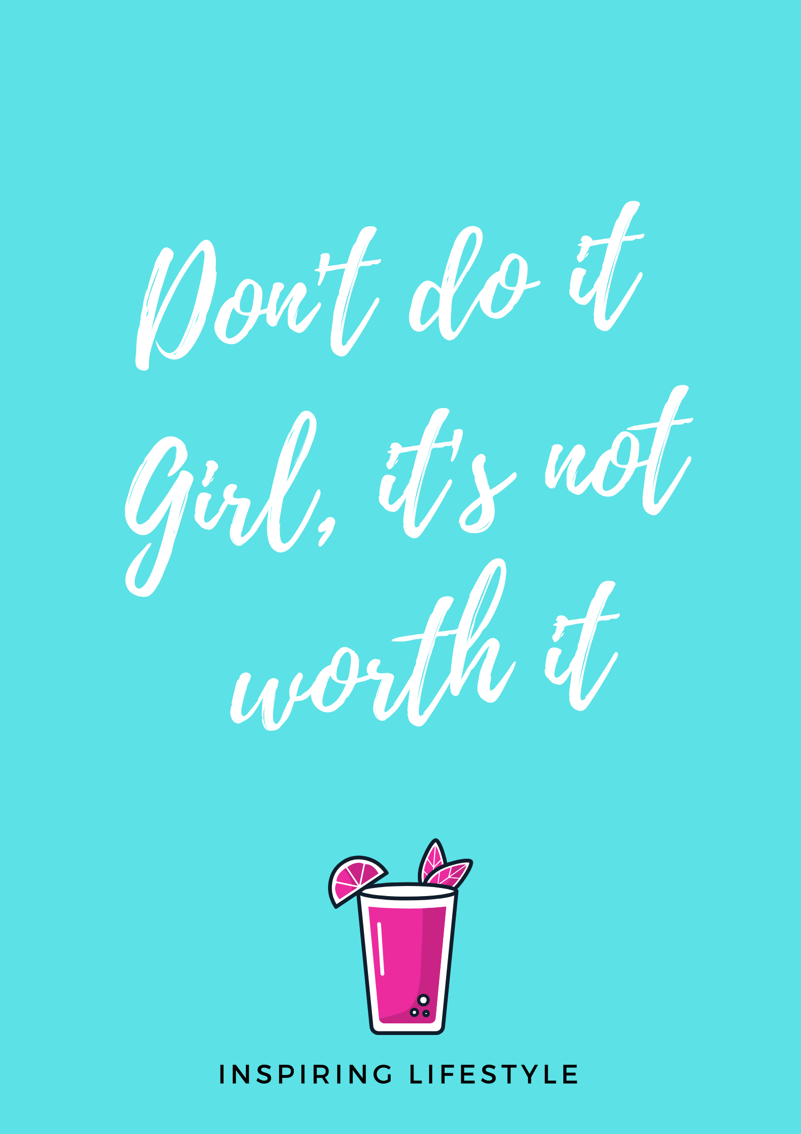 Baby Don T Do It It S Not Worth It Funny Quotes Quotes Make You Smile