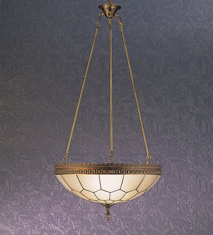 View the Meyda Tiffany 26787 Bowl Pendant from the Nostalgia Classics Collection at LightingDirect.com.