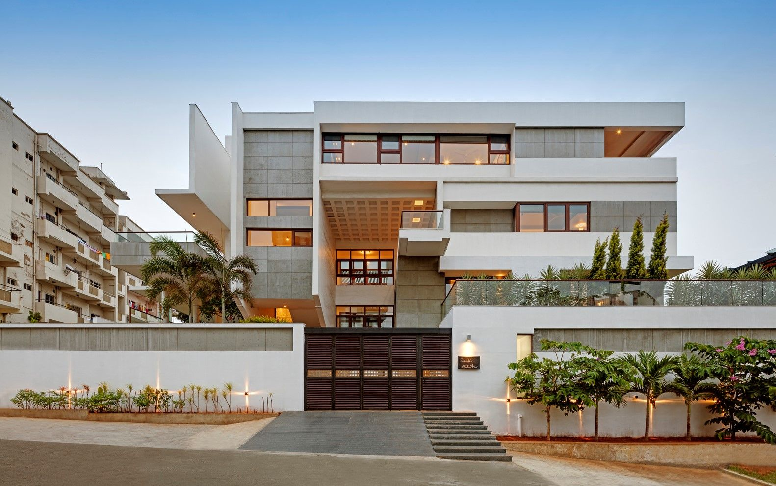 Contemporarymodern home exterior pinterest architects