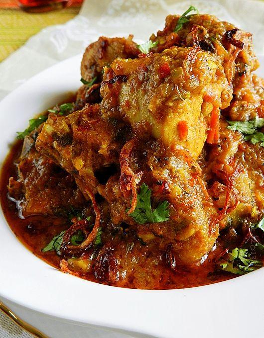 السلام عليكم Marvellous Ayam Maharani Recipe By Asmah Laili Source Treat Trick Tested Iza Resep Masakan Asia Resep Masakan Resep Makanan India