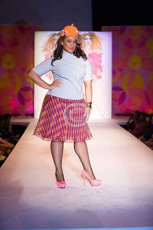 Full Figured Fashion Week™ Indie Designer Spotlight: SK WiLBUR http://www.skwilbur.com/