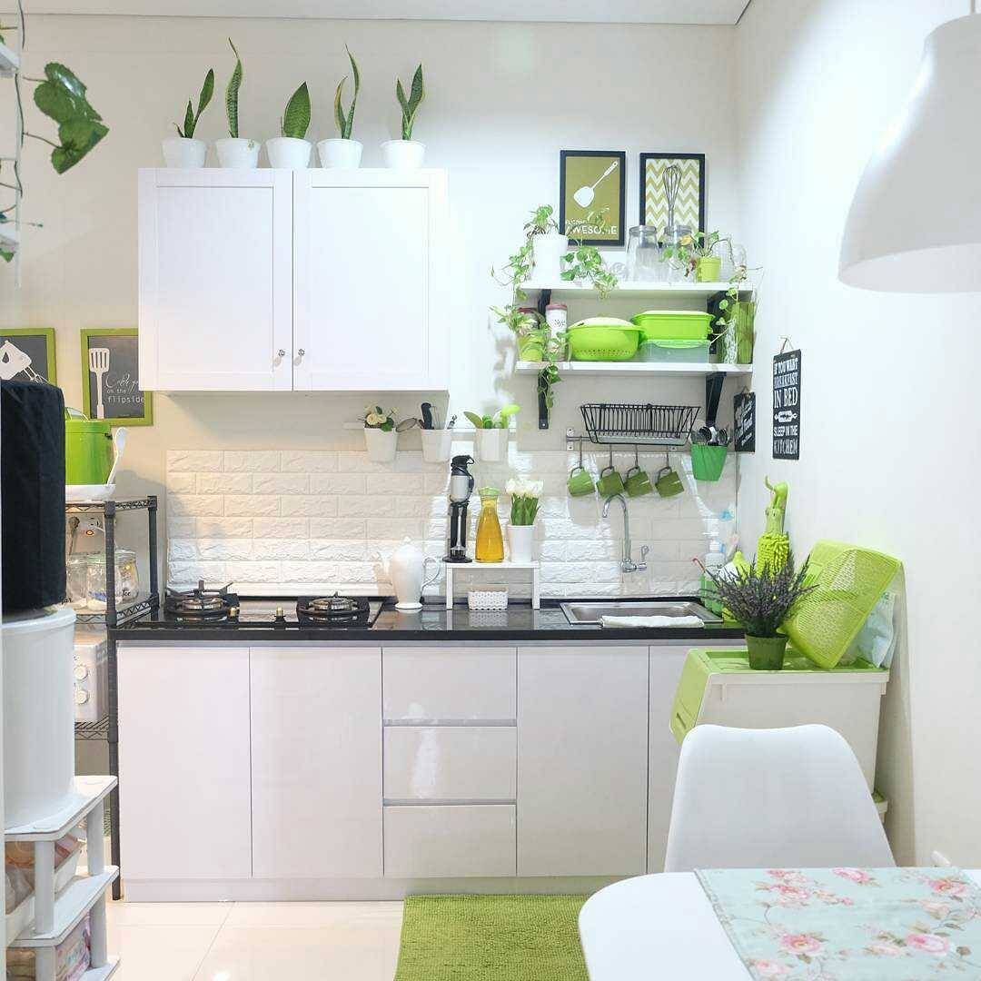 26 Likes 1 Comments Rumah Inspirasi Decorhomey On Instagram Laundry Room Ebi Eb Home Decor Kitchen Modern Kitchen Set Scandinavian Kitchen Cabinets