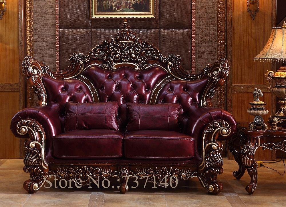 Sofa Set Luxury Sofa Design Furniture Sofa Set Genuine Leather