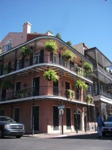 Journal - USA - New Orleans - 12 - Balconies