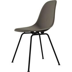 Photo of Eames Fiberglass Side Chair Dsx felt glider Vitra