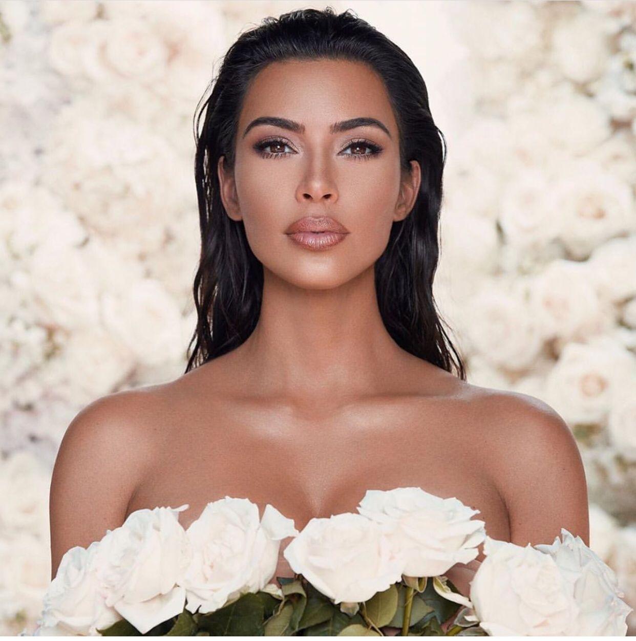 36++ Coiffure mariage kim kardashian le dernier
