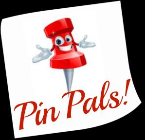PINS de amig@s.