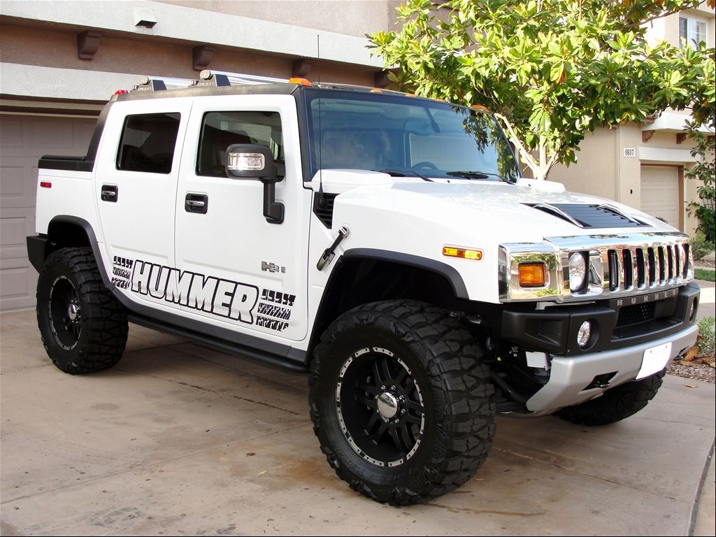 Custom hummer h2 bing images dream hummer h2 pinterest hummer h1 2009 hummer h2 hummer h2 sut on 37 tires vanachro Image collections