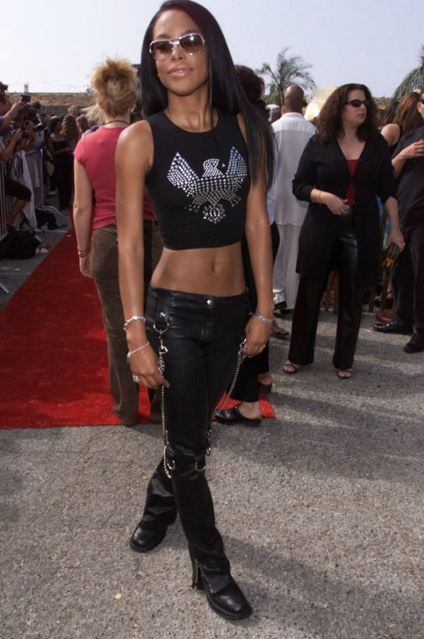 Aaliyah Fashion Images Google Search Kahmone 39 S Photo