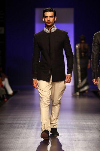 2dd23341d910 Manish Malhotra - Lakme Fashion Week 2013