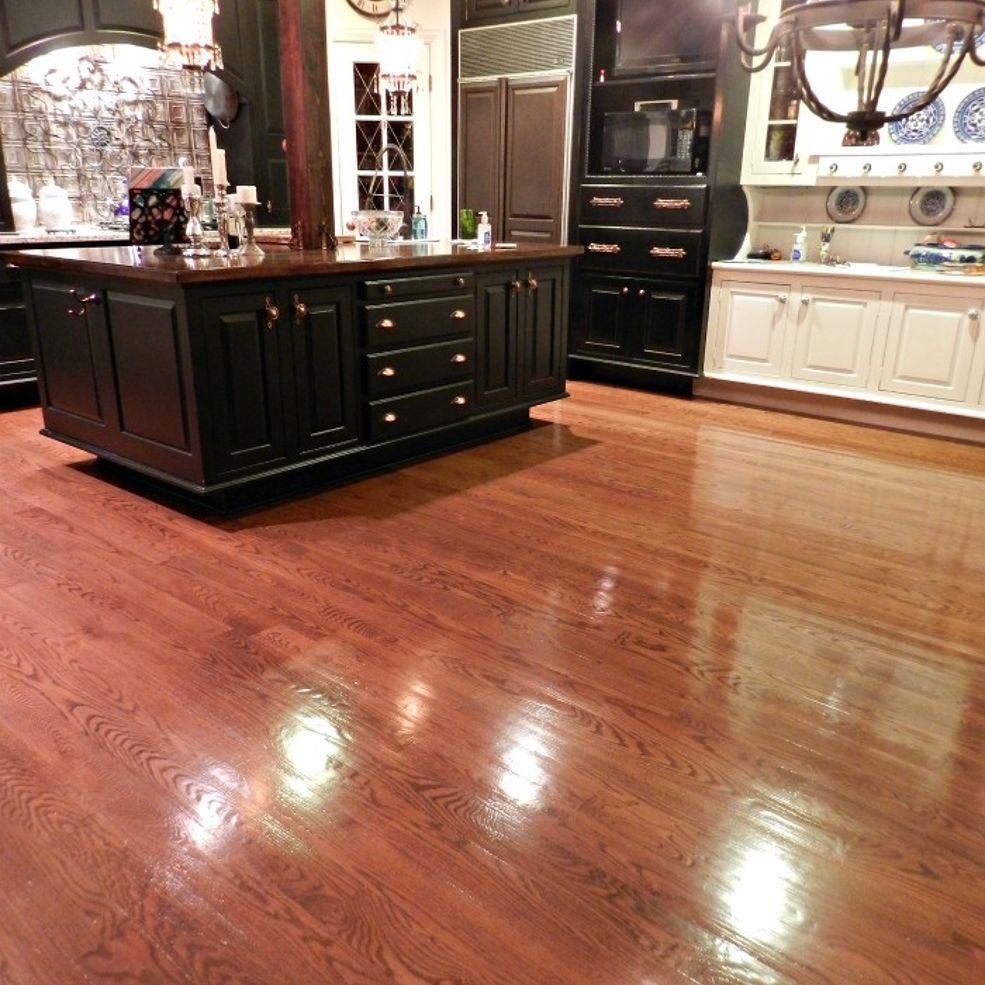 No Sanding, No Mess, Non Toxic, Hard Wood Floor ...