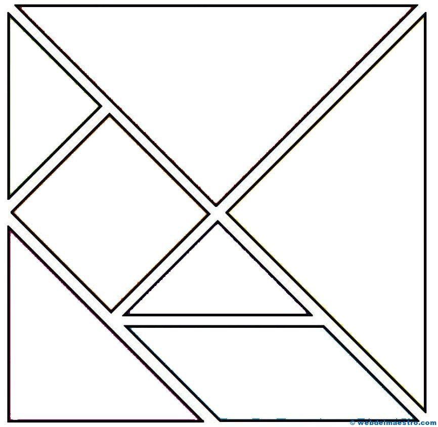 tangram doprava a vesm205r pinterest tipps