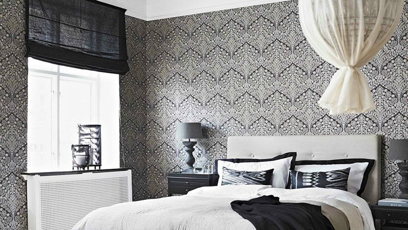 Tapete u spavaćoj sobi Spavaća soba Pinterest - tapete modern
