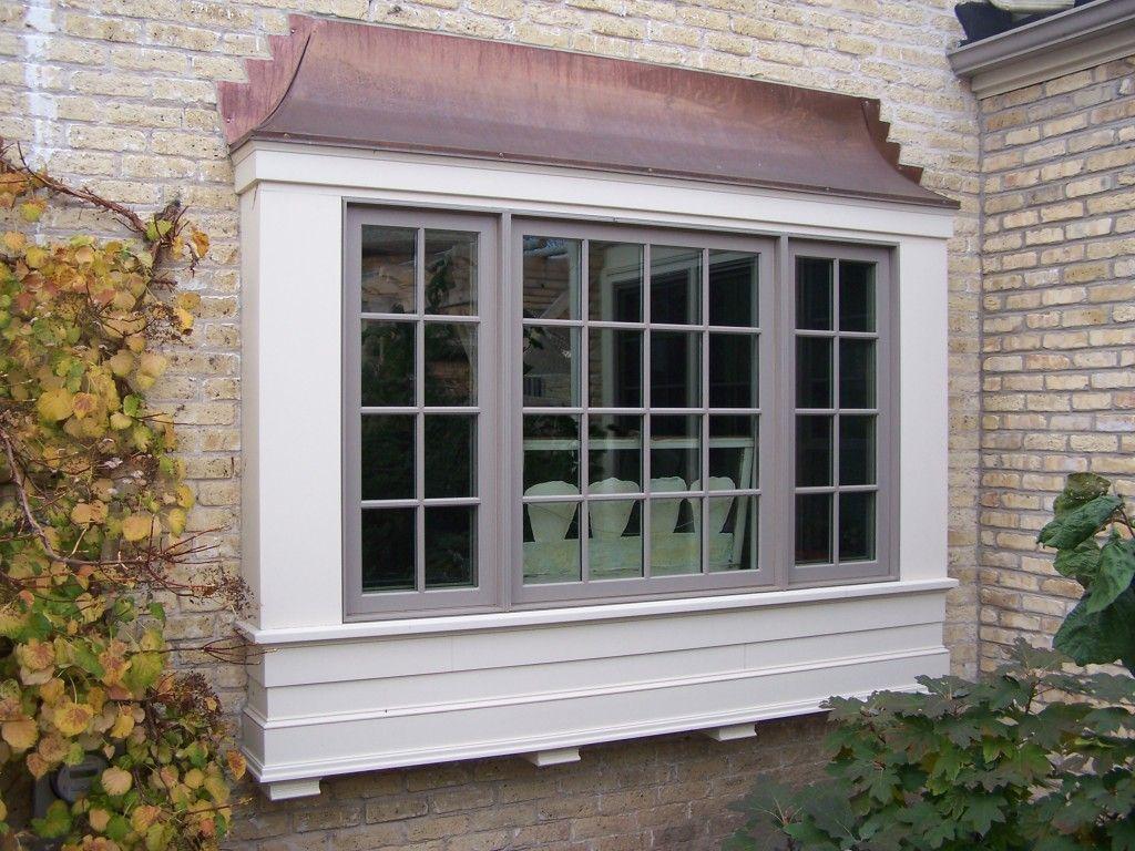 Andersen Wallis Vliet 12   Bay window design, Bay window exterior ...