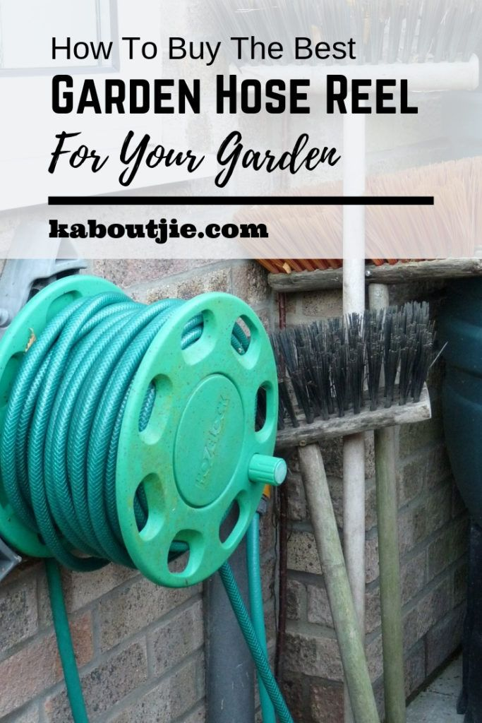 How To Buy The Best Hose Reel For Your Garden Hose Reel Amazing