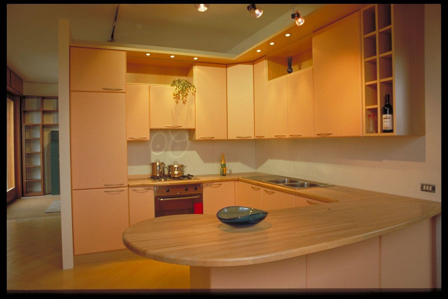 Cucine Angolari Piccole : Cucine ad angolo piccole. Progettare cucine ...