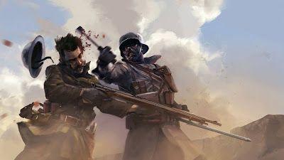 Battlefield 1 Wallpapers Hd Battlefield 1 Military Drawings
