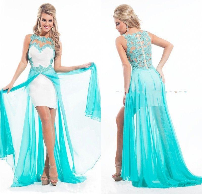 Como elegir el vestido de noche perfecto