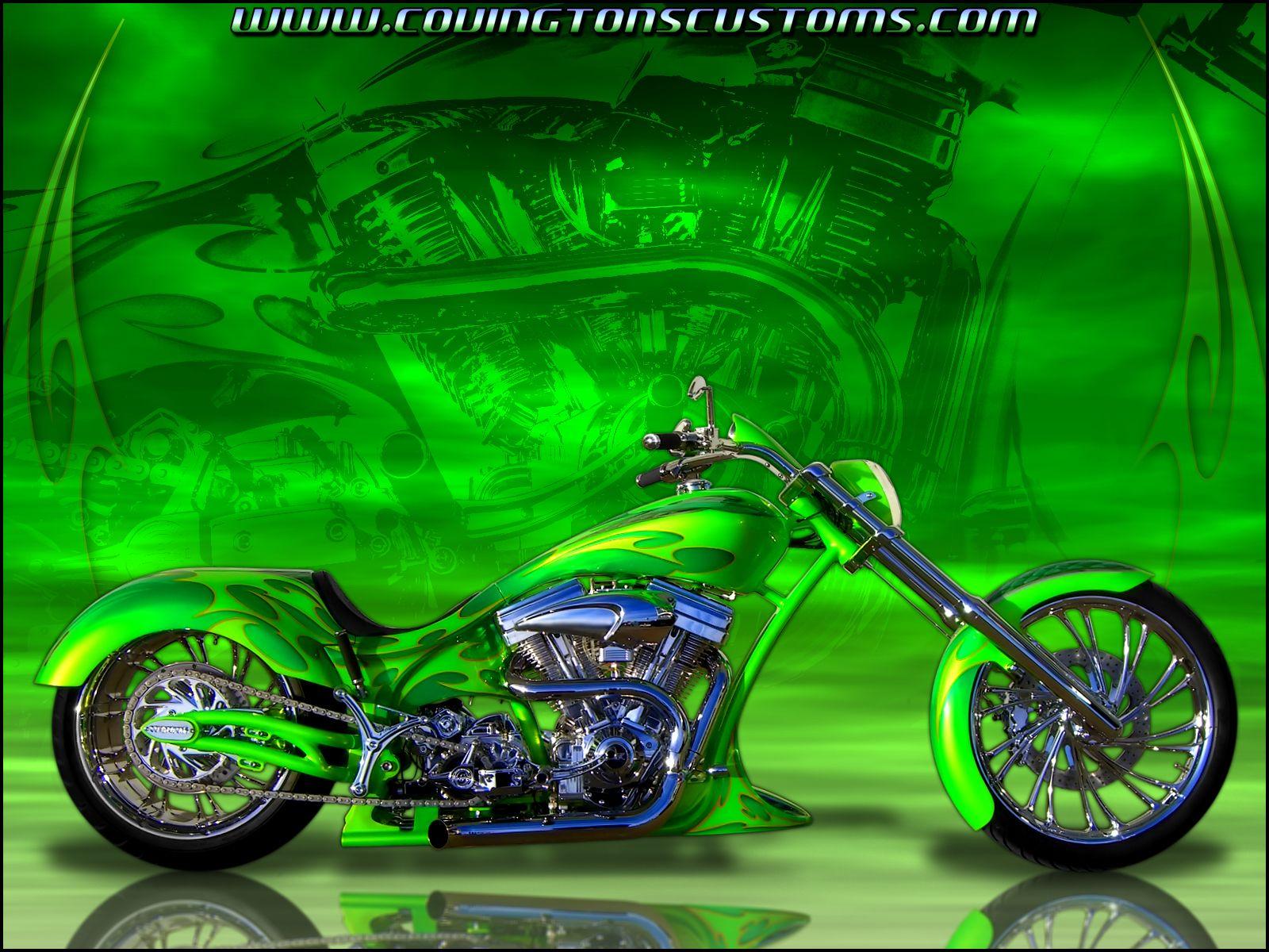 covington custom bikes Covingtons Custom Motorcycle