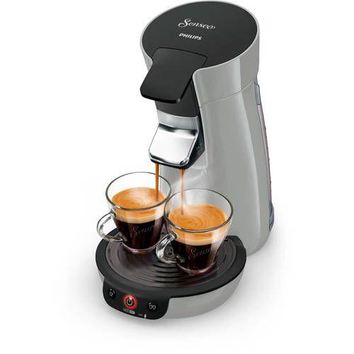 Philips Senseo Viva Cafe Koffiezetapparaat Hd6561 50 Koffiezetapparaat Gemalen Koffie En Kopjes