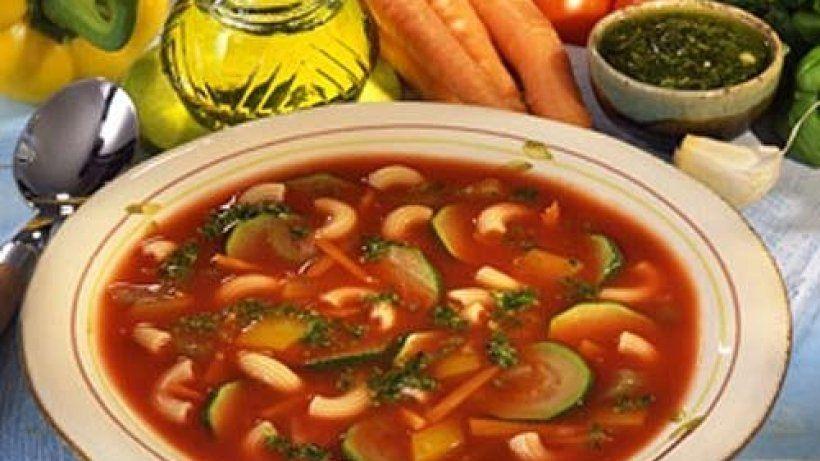schnell gemacht und leicht s ttigend die minestrone original italienische rezepte suppen. Black Bedroom Furniture Sets. Home Design Ideas