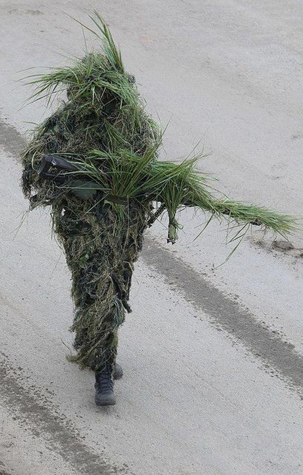 Kommando Spezialkräfte KSK , sniper