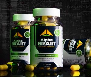 Alpha Brain Side Effects Nootropic Reviews Pinterest Natural