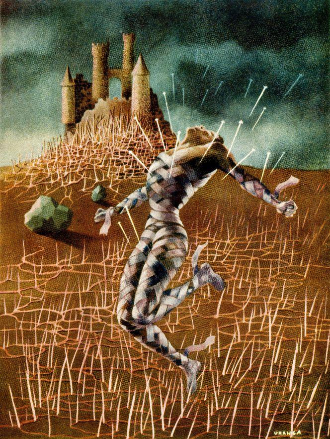 Dolor Reumático II, 1948. – Remedios Varo Remedios Varo | Producción artística, Arte visionario, Varo