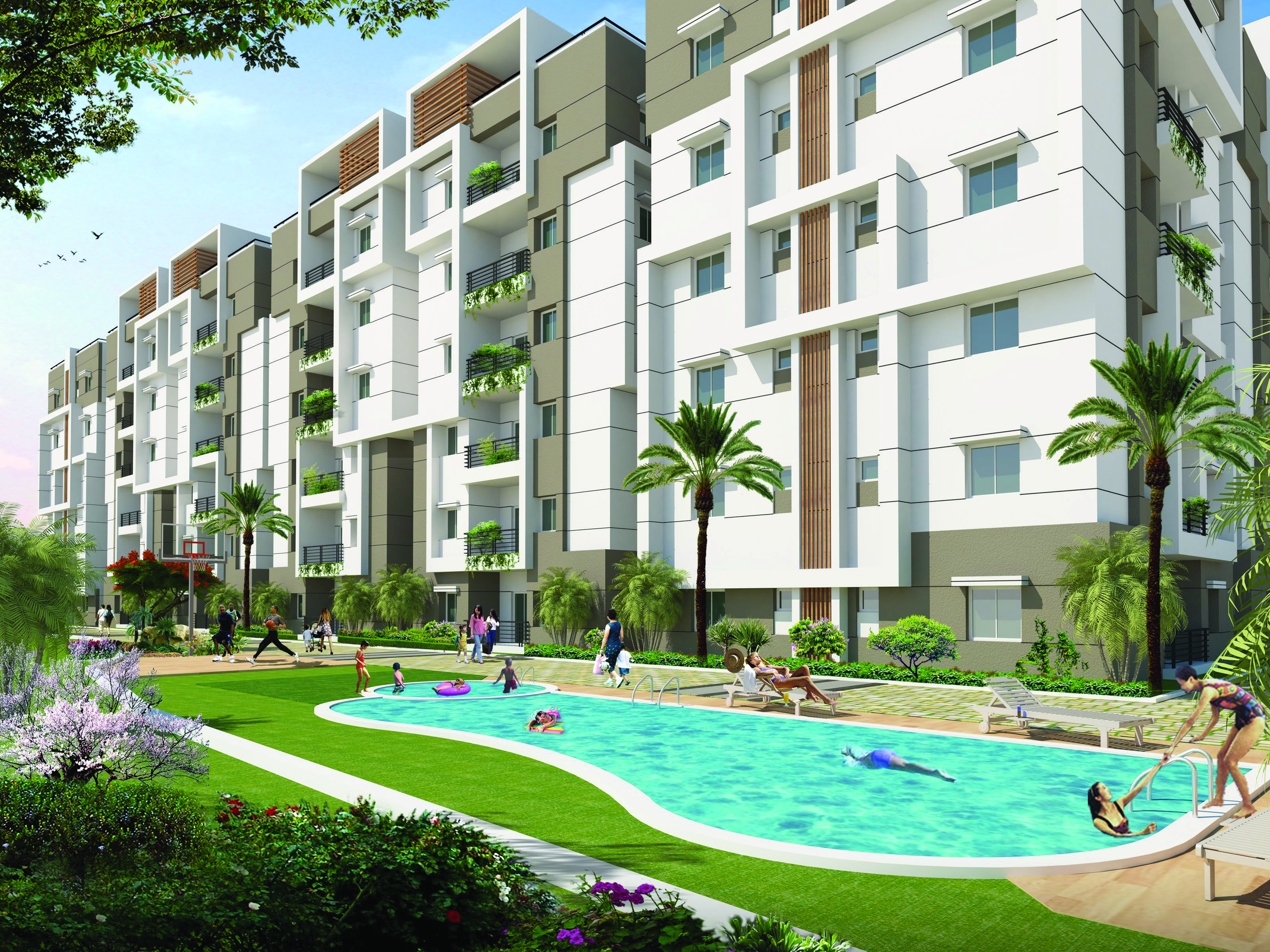 Luxury Apartments in Mehdipatnam, Hyderabad: We offer ...