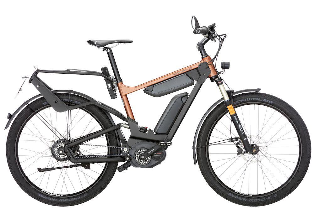 Eadventure Bike Redefining The Ebike Riese Muller Bicycle Electric Bicycle Bike Design