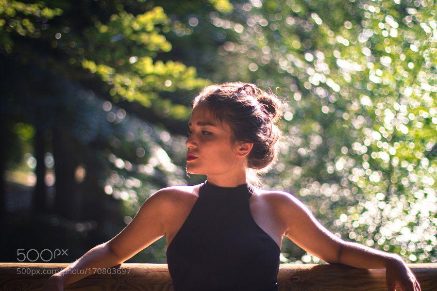 Victoria Delgado by JhonAthanSacille